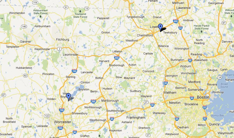 HR Prescott Locations