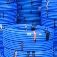 blue coil